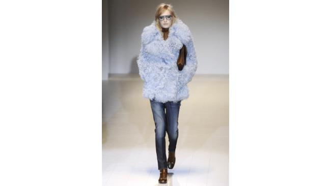 Milano Fashion Week Donna 2014 è il momento di Gucci con le sue pellicce