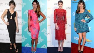 Look da sera per avere uno stile come Lea Michele di Glee