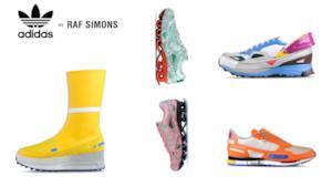 Raf Simons per Adidas, spring summer 2014