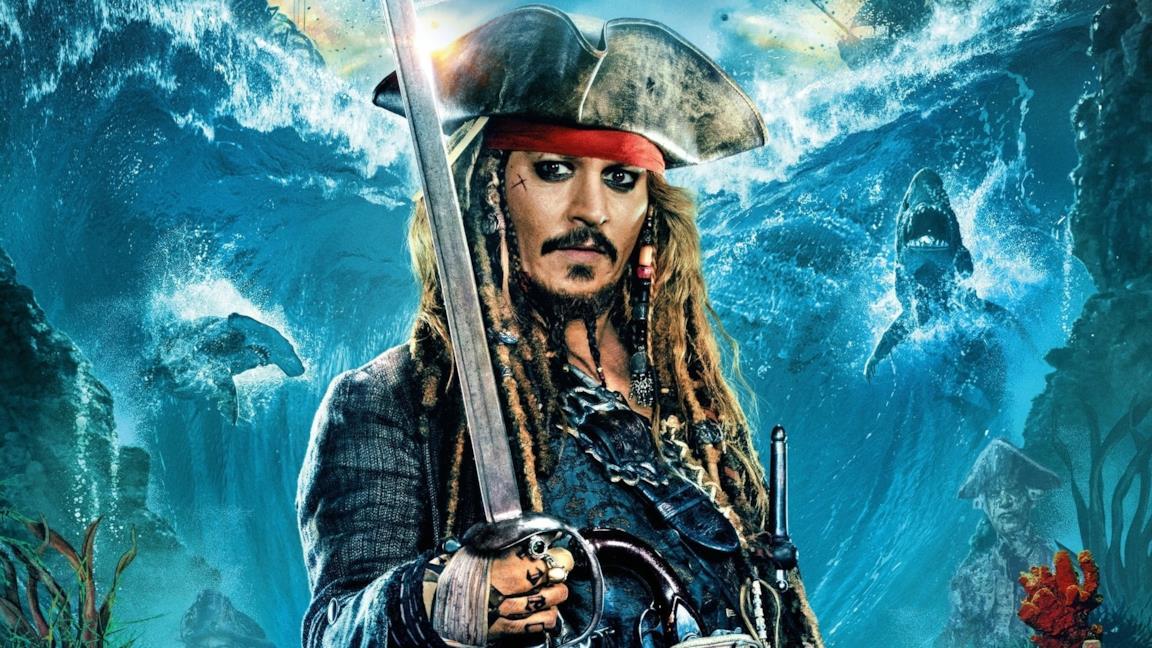 Jack Sparrow, personaggio simbolo della saga di Pirati dei Caraibi