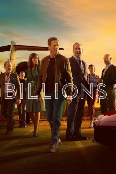 Poster Billions