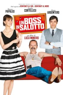 Poster Un boss in salotto