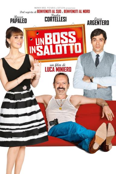 Poster Un boss in salotto