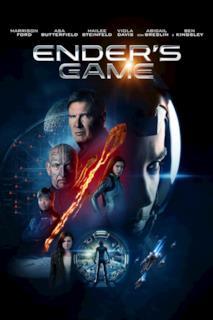 Poster Ender's Game