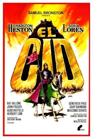 Poster El Cid