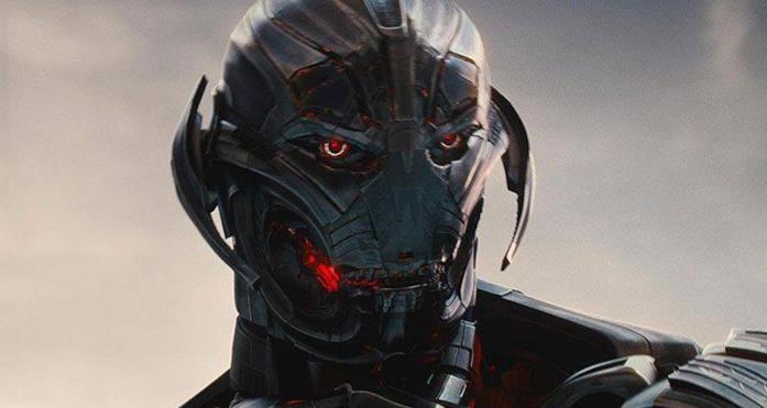 Ultron interpretato da James Spader in Avengers: Age of Ultron