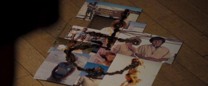 Una scena del film I segni del male