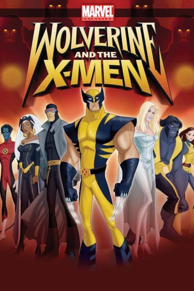 Poster Wolverine e gli X-Men