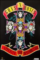 Poster Guns N' Roses - Appetite For Destruction Remastered