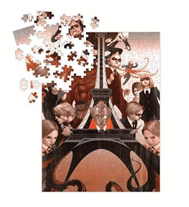 Umbrella Academy 3004-531 Puzzle