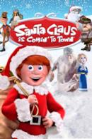 Poster Santa Claus Is Comin' to Town