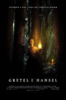 Poster Gretel e Hansel