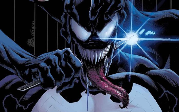 Cover di Venom #12