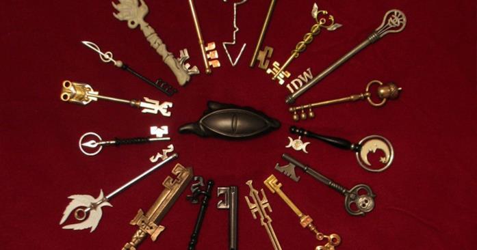 Locke & Key gadget