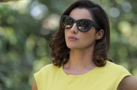 Un primo piano di Luisa Ranieri nel film Vita segreta di Maria Capasso