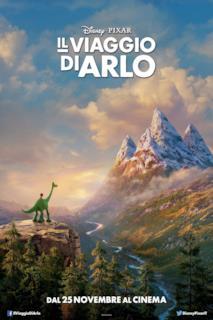 Poster Il viaggio di Arlo