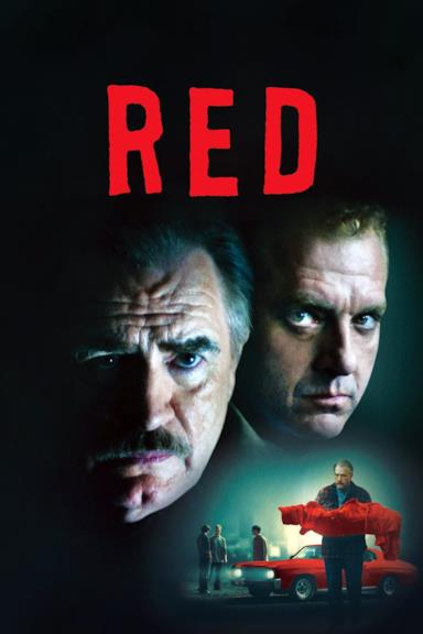 Poster Red