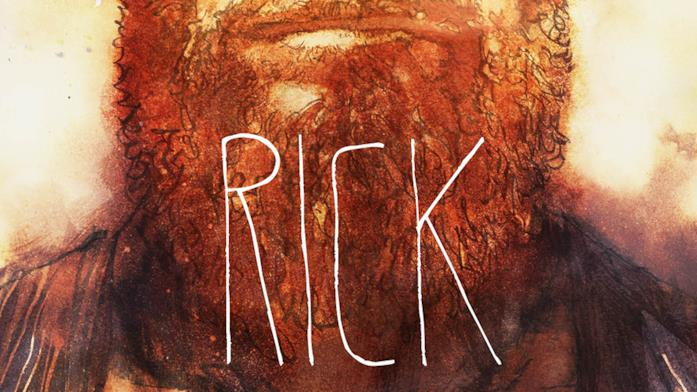 Un assaggio della variant cover dedicata a Rick Grimes