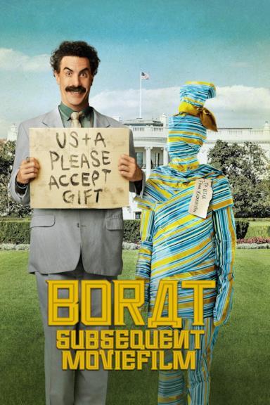 Poster Borat - Seguito di film cinema