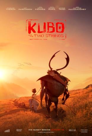 Kubo, Monkey e Beetle in viaggio