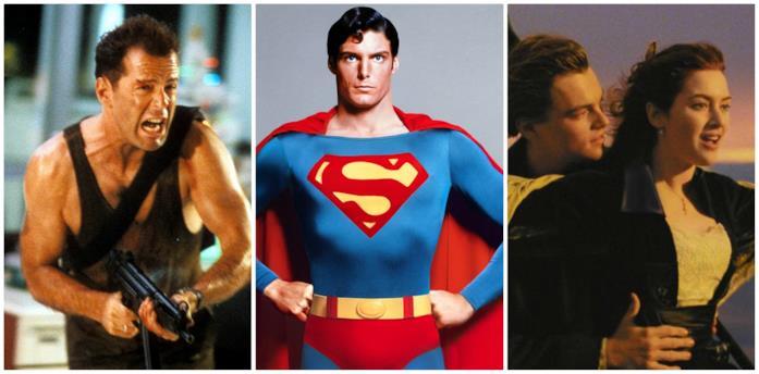 Collage dei film inseriti nel National Film Registry