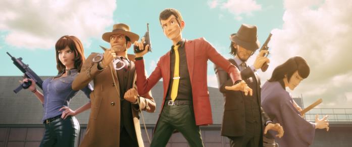 Lupin, Zenigata e la sua banda si preparano