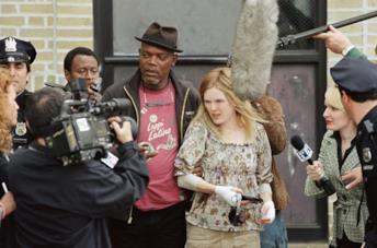 Una scena del film Il colore del crimine