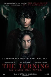 Poster The Turning - La casa del male