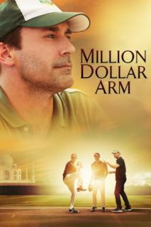 Poster Million Dollar Arm