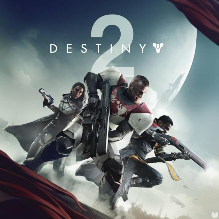 Destiny 2 è disponibile su PS4, Xbox One e PC