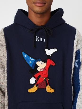 Felpa KITH x Disney