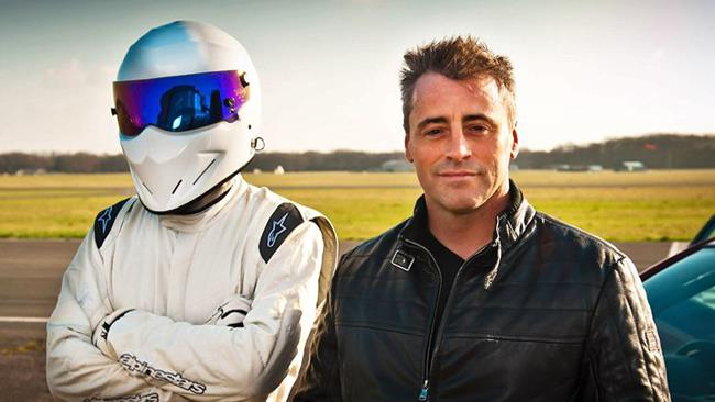 Matt LeBlanc, Top Gear