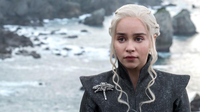 Daenerys Targaryen nella stagione 7 di Game of Thrones