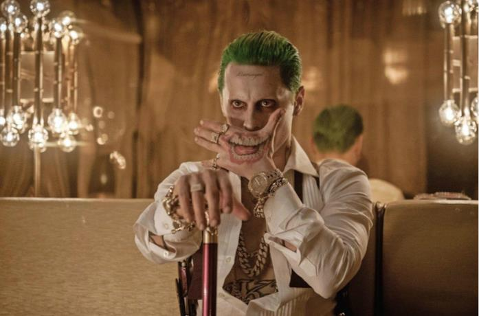 Un'immagine di Jared Leto come Joker