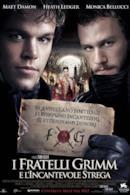 Poster I fratelli Grimm e l'incantevole strega