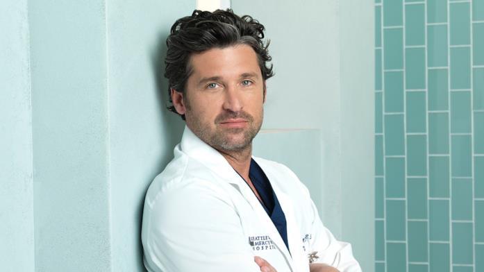 Patrick Dempsey ha interpretato Derek Shepherd per 11 stagioni di Grey's Anatomy