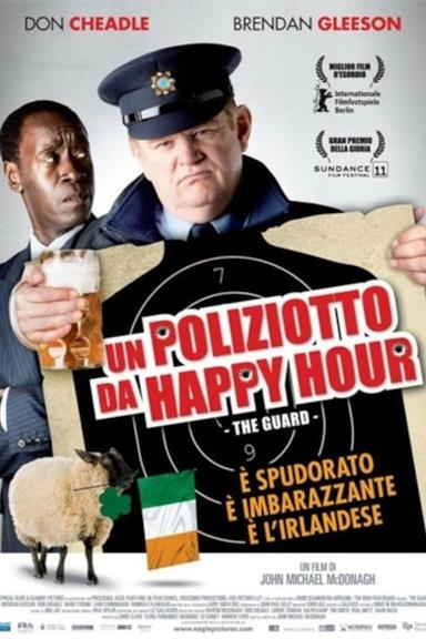 Poster Un poliziotto da happy hour