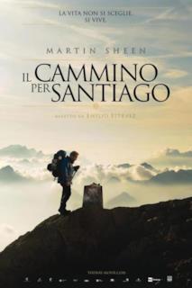 Poster Il cammino per Santiago