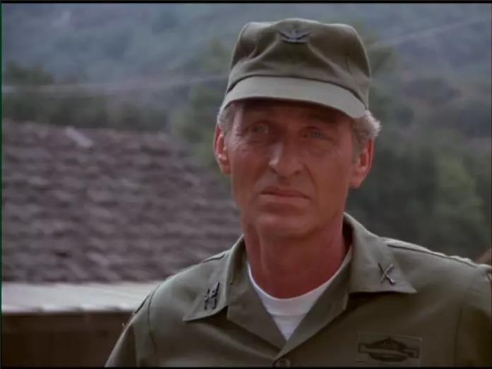 Il colonnello Decker, visto in A-Team