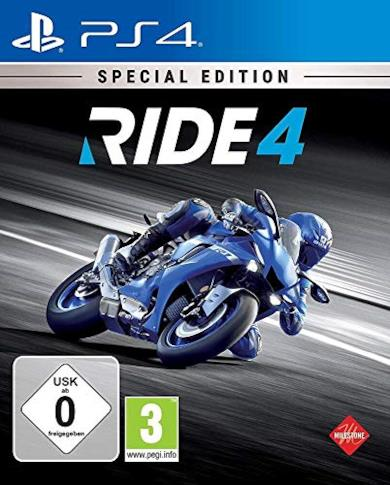 Ride 4 Special Edition - PlayStation 4