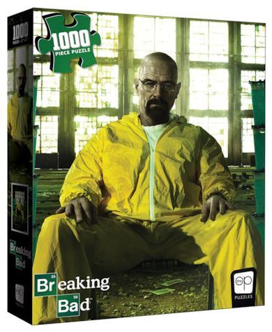 """Breaking Bad"" 1000 Piece Puzzle"