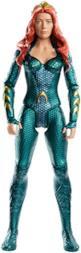 Mattel Aquaman Mera Personaggio Articolato, con 11 Punti di Articolazione, Giocattolo per Bambini 3 + Anni, 30 cm FWX64