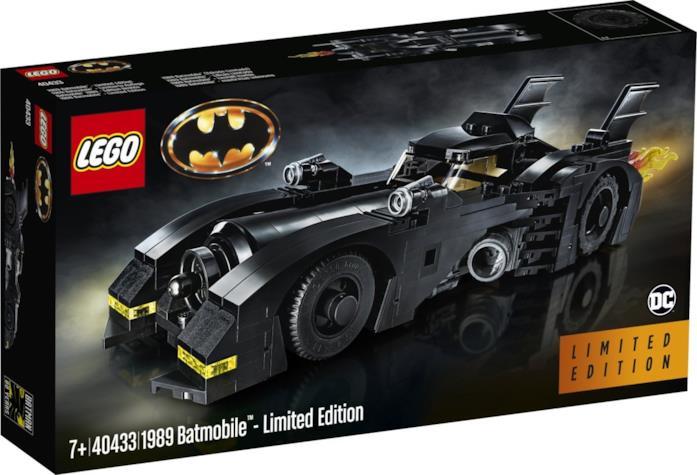 La nuova Batmobile di LEGO in edizione limitata