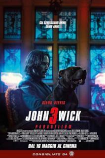 Poster John Wick 3 - Parabellum