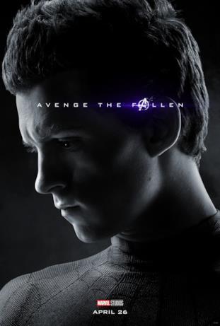 Avenger the fallen, i caduti: Spider-Man