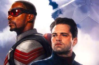 The Falcon and The Winter Soldier ad agosto su Disney+