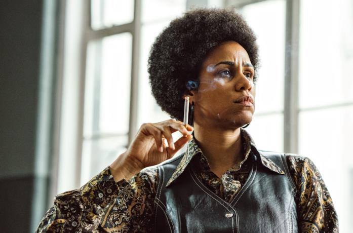 Zawe Ashton nella miniserie Guerrilla