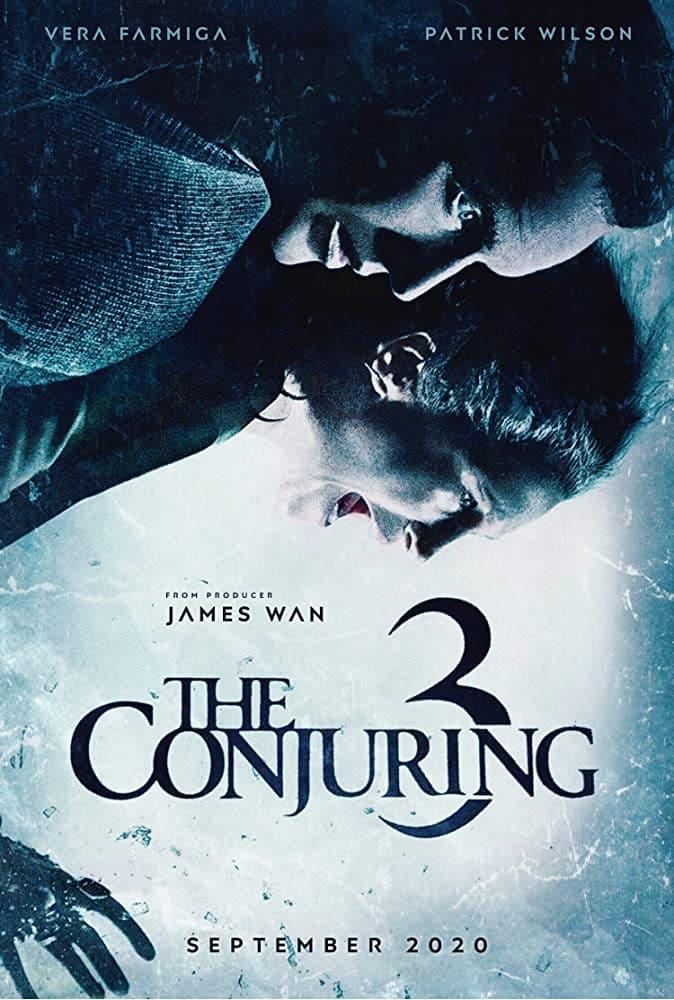 La locandina di The Conjuring: Per ordine del Diavolo