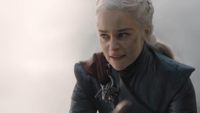 Daenerys Targaryen distrugge Approdo del Re