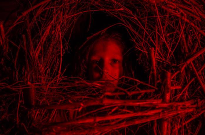 Alida Baldari Calabria in una scena del film A Classic Horror Story